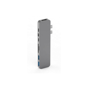 Hyper HyperDrive PRO USB-C Hub (Spacegrijs)