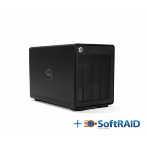 OWC ThunderBay 4 (Thunderbolt 3) Incl SoftRAID