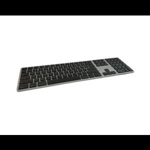 Matias Draadloos Toetsenbord met Backlight (Spacegrijs) *Tweedekans*