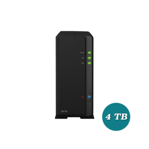 Synology Synology DS118 4TB