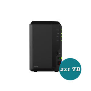 Synology Synology DS218 2TB