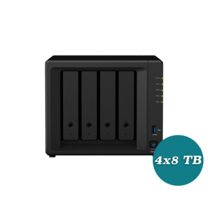 Synology Synology DS418 32TB