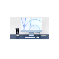 iMac 24-inch USB-C Hubs