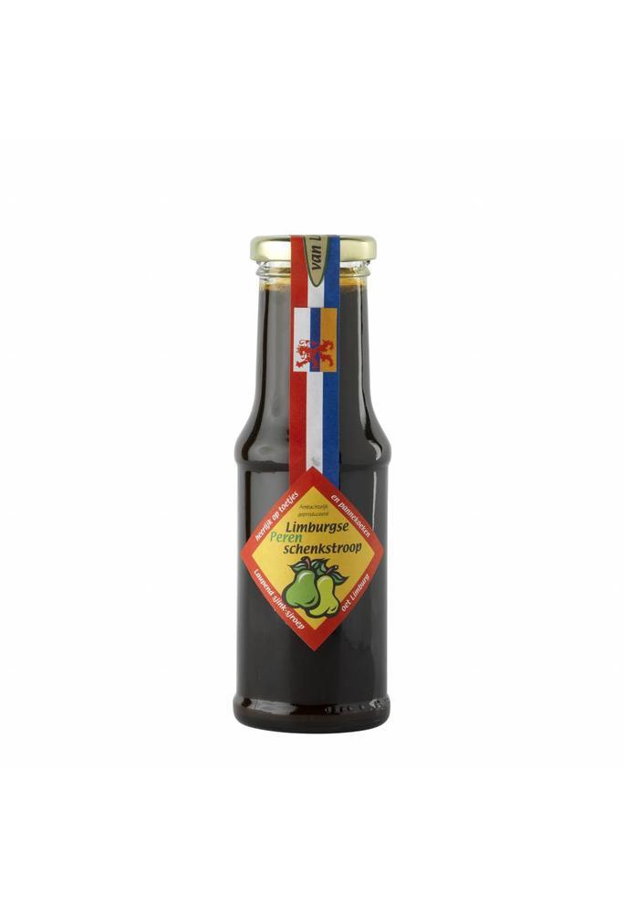 Bourgondisch Limburg 2-peren schenkstroop 200 ml