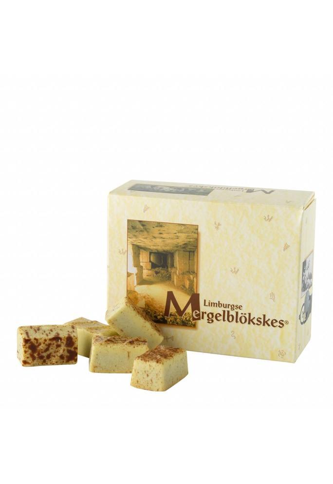 Bourgondisch Limburg 2-Limburgse mergelblokjes 150 gram