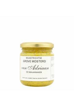 Adriaan de Smaakmaker Grove mosterd, 200g