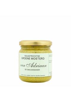 Adriaan de Smaakmaker 2-groene mosterd, 200g