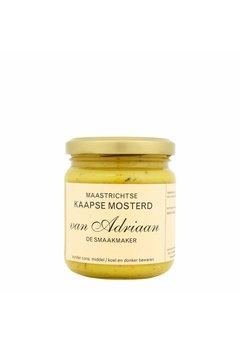 Adriaan de Smaakmaker 2-kaapse mosterd, 200g
