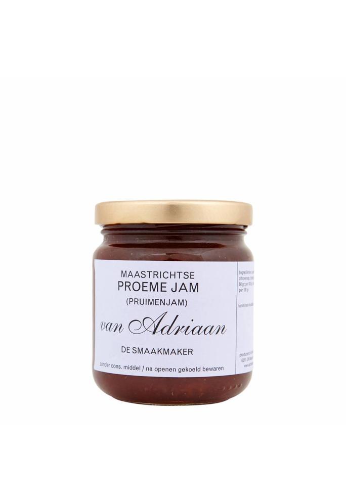 Adriaan de Smaakmaker 2-pruimen jam 225 gram