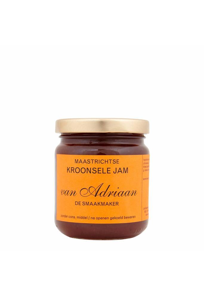 Adriaan de Smaakmaker 2-kroonsele jam 225 gram