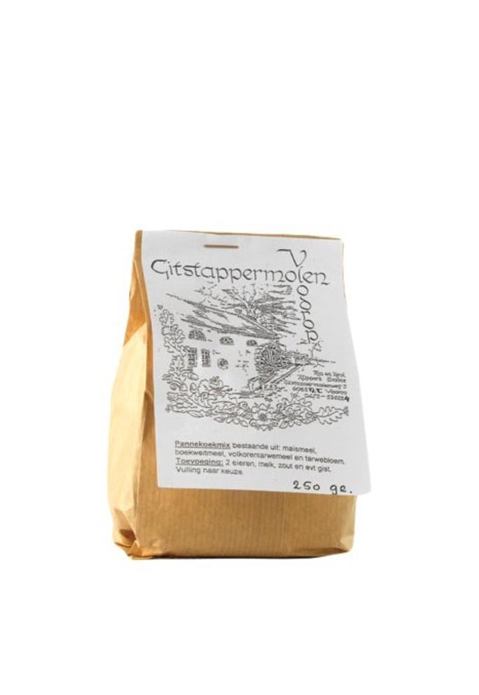 Bourgondisch Limburg Boekweit pannenkoekenmix 250 gram