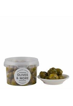Olives & More 2-Olijven knoflook/ peterselie, 150g