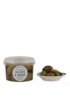 Olives & More 2-Olijven citroen/ thijm, 150g