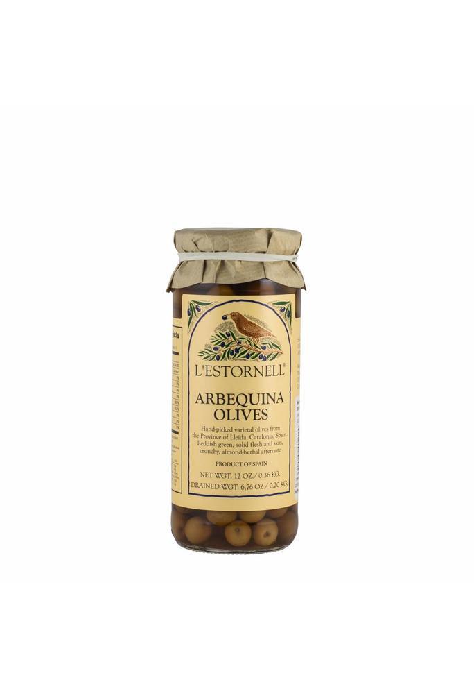 Olives & More L'Estornell olijven /  Arbequina (180 gr)