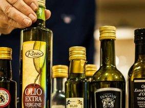 olijfolie proeverij