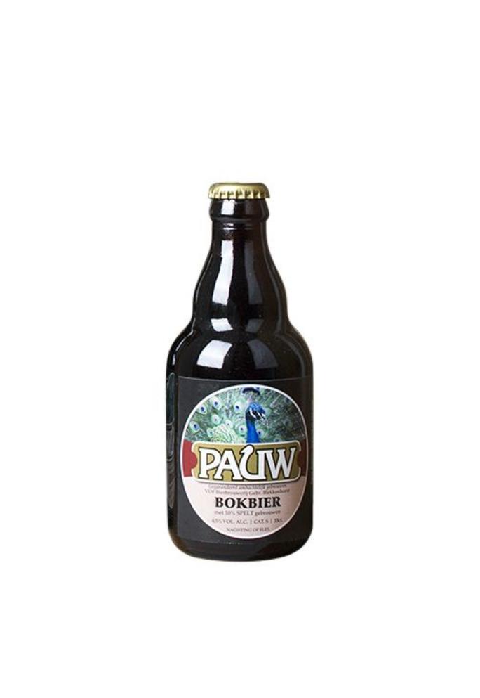 Verslokaal De Buurman Pauw bier - bokbier (33cl)