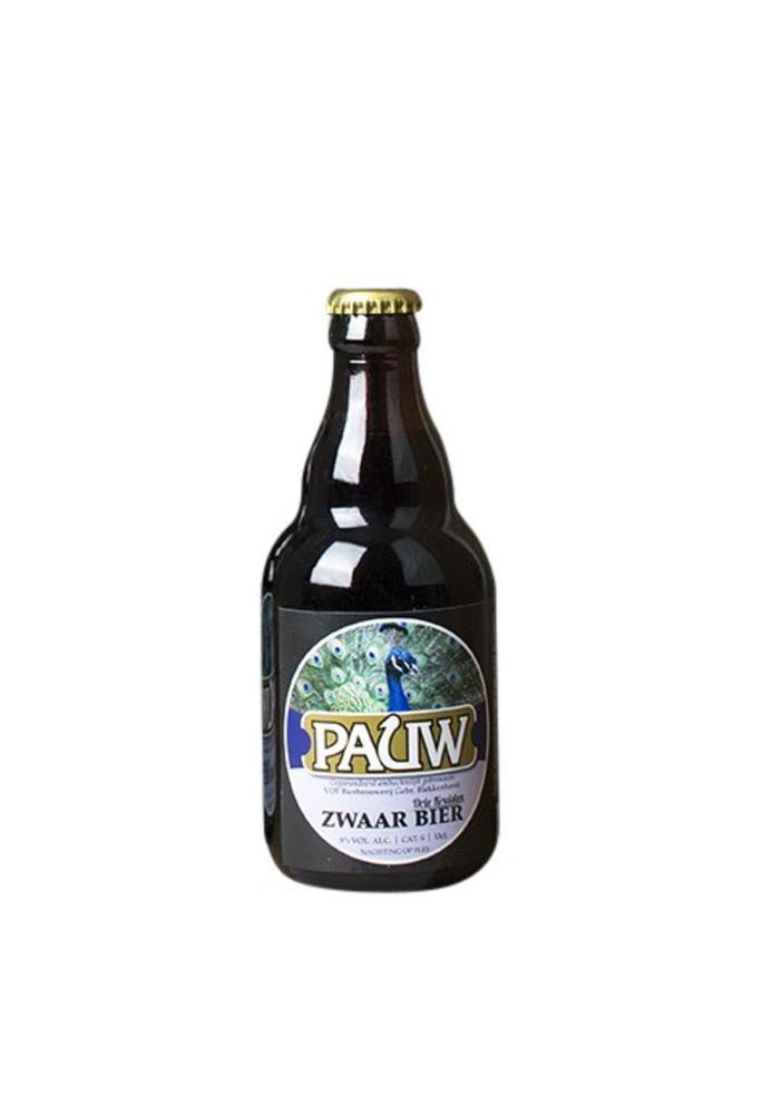 Pauw bier Pauw bier - zwaar bier 6 x 33cl