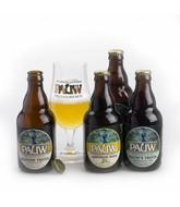 Bierpakket met bierglas De Buurman