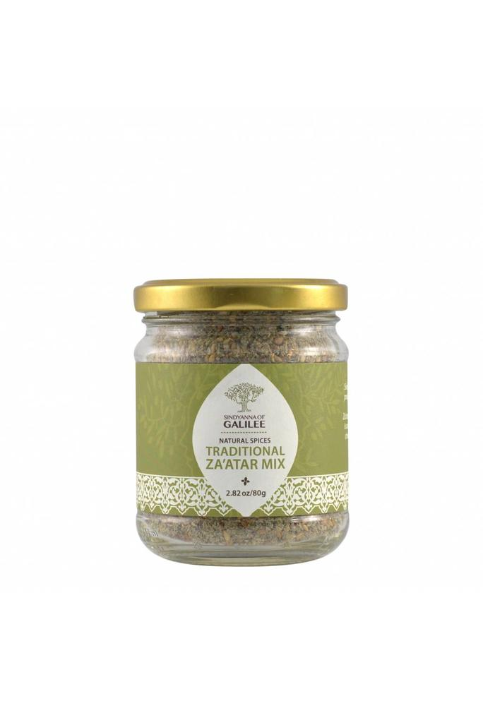 Olives & More traditionele za'atar mix van Sindyanna of Galilee 80 g
