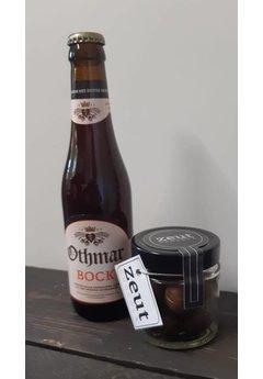 Zeut Zeut bonbons met bock bier (3 potjes)