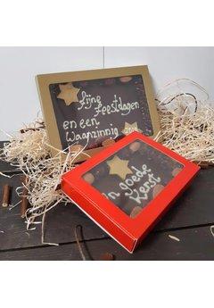 Zeut Kerstchocolade Zeut 3 tabletten