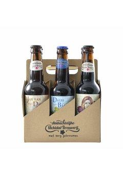 Vechtdal Brouwerij Verrassingspakket bier 6 flesjes