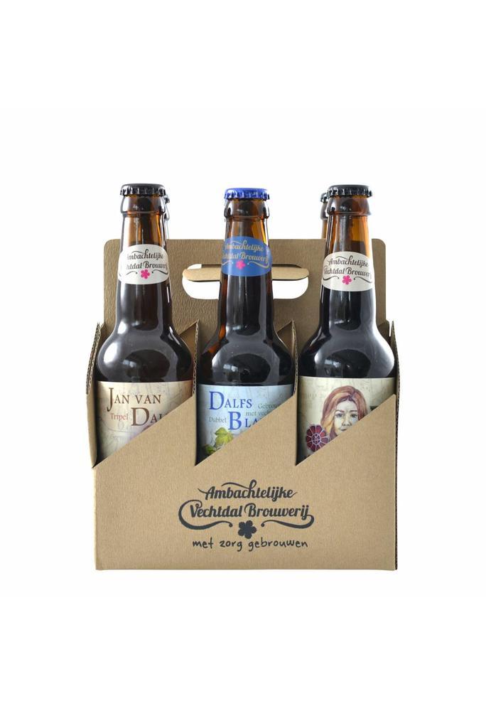 Vechtdal Brouwerij Verrassingspakket Vechtdal Brouwerij 6 flesjes