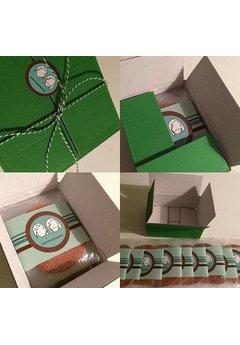 Opstroopwafel 9 heerlijke Opstroopwafels in geschenkverpakking