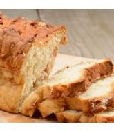 2-Twents suikerbrood met suikernibs en kaneel
