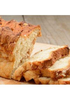 Bakkerij Olde Keizer by Frans Twents suikerbrood met suikernibs en kaneel