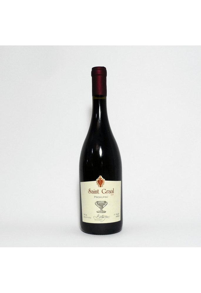 Botunjac Winery Servische Saint Graal Prokupac Red 2017, Alc:14,5%