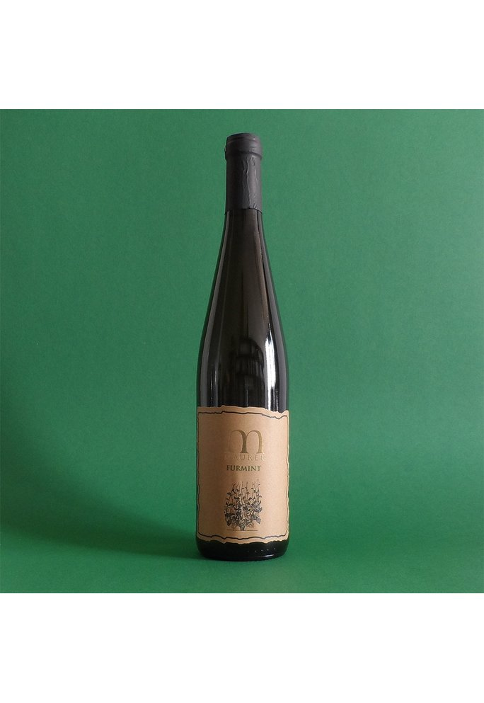 Maurer Wines Servische Furmint 2018