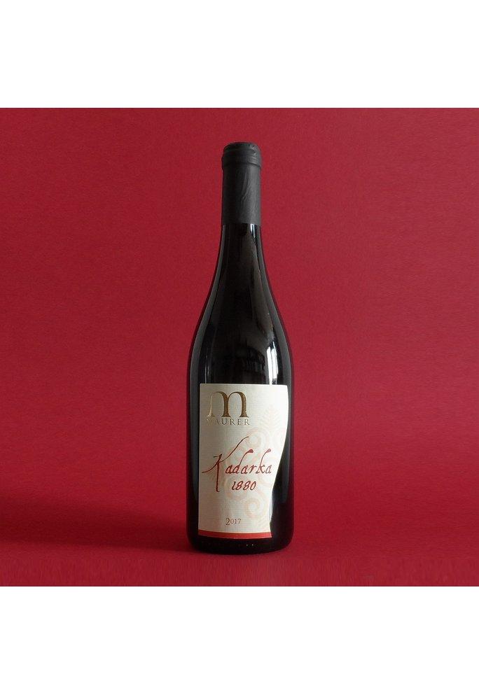 Maurer Wines Servische Kadarka 1880 2018, Alc. 13%