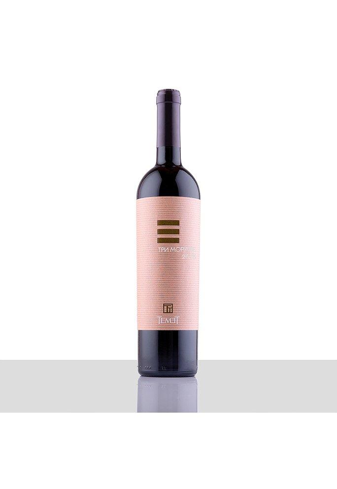Temet Wines Servische Tri Morave white 2017, Alc: 12,5%