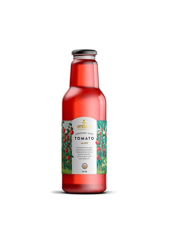 Vrtlari 2-Servische Homemade Tomatensap Mild, 750ml