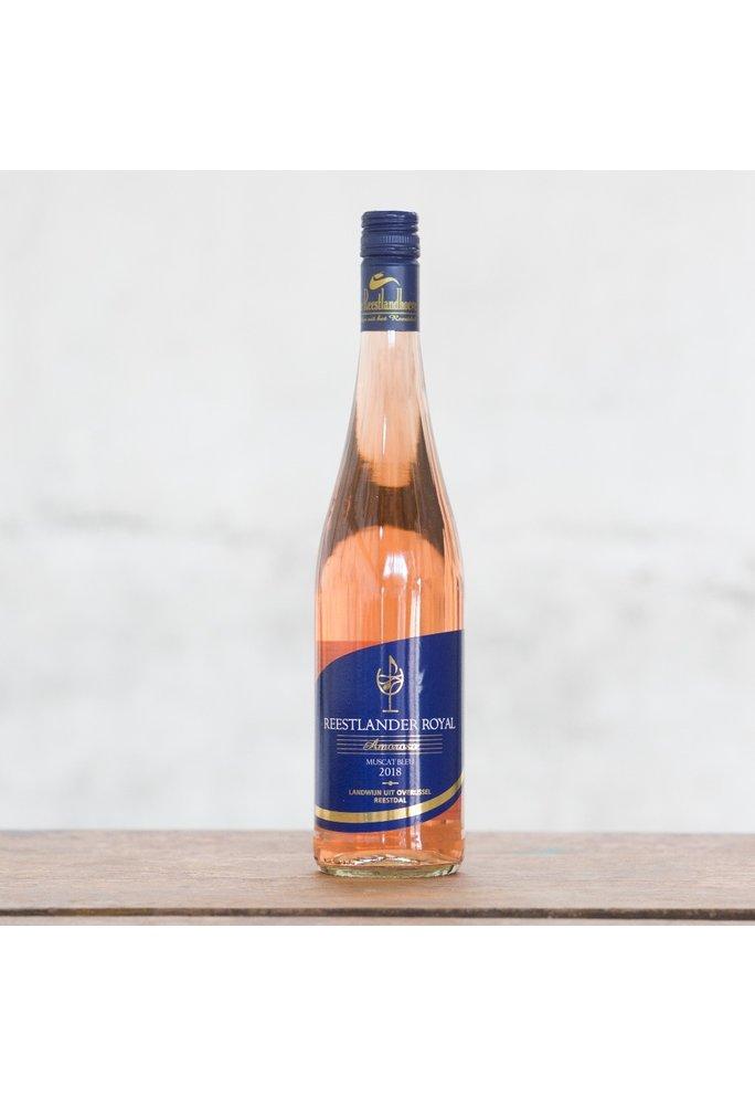 De Reestlandhoeve Reestlander Rosé Royal Amorosso 2018 0,75L
