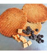 Opstroopwafel - Fudge / Chocolade