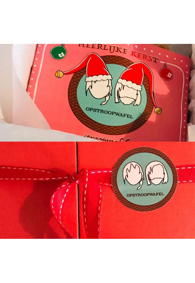 Opstroopwafel Opstroopwafel - Kerstpakket