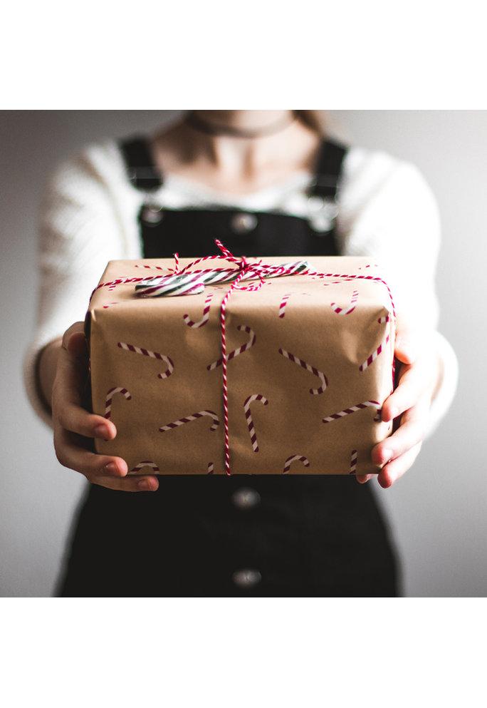 Zeut Cadeauverpakking met kaartje- Zeut