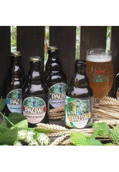 Pauw bier Pauw bier - assortiment 5 biertjes