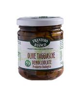 Taggiasca olijven (ontpit) – 190 gram.