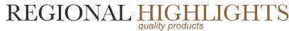Regional Highlights - (H)eerlijke, pure, ambachtelijke  streekproducten