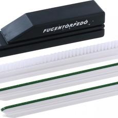 Fugentorpedo Fugentorpedo Reinigungswerkzeug Profi-Koffer 13 tlg.