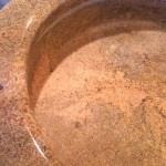 Granitboden , Fleckentfernung - Reinigung und Beseitigung von Granitflecken