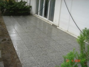 Granitplatten Pflege - Granitfliesen reinigen
