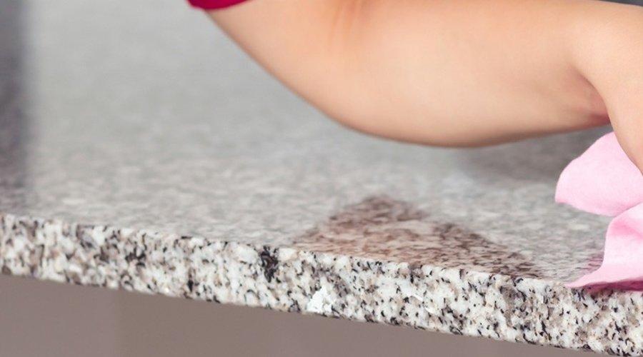 Granit reinigen - Granit Reinigung - Reinigung von Granit
