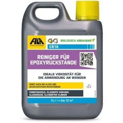 FILA CR10 - Reiniger (für Rückstände von Epoxidmörtel)
