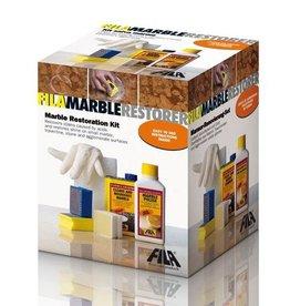 Marble Restorer - Marmor Reparaturset  (zum entfernen von Flecken und Verätzungen auf Marmor, Travertin und Kalkstein)
