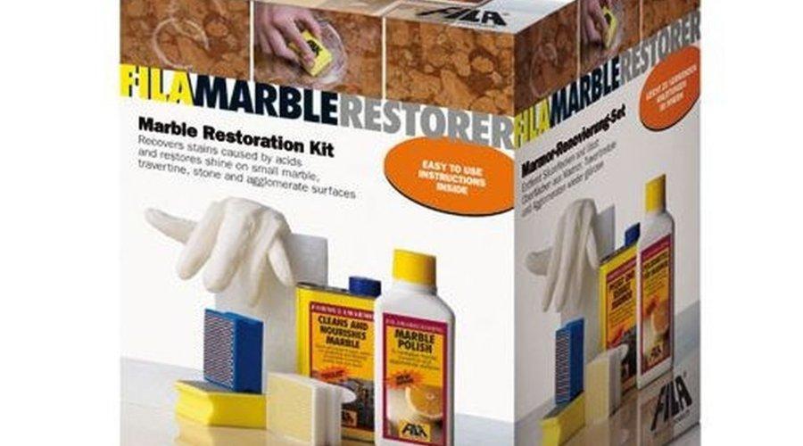 Fila Mable Restorer - Marmorreparaturset - rückstandsloser Fleckenentferner