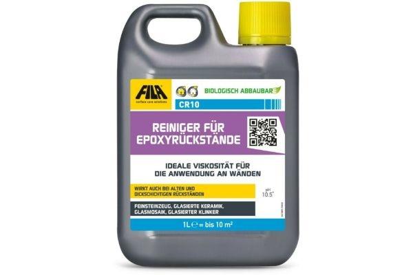 Fila CR10 Reiniger - Reiniger für Rückstände von Epoxidmörtel